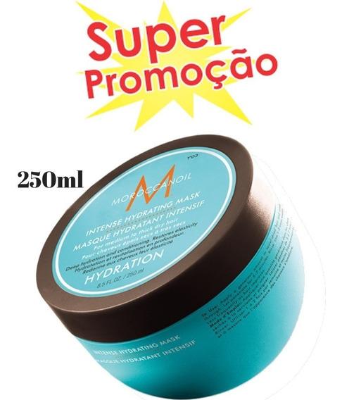 Máscara Hidratação Capilar Moroccanoil 250ml Brinde Promoção