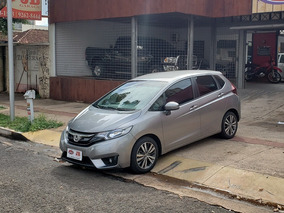 Honda - Fit Exl 1.5 Flex Aut. 5p 2014 2015