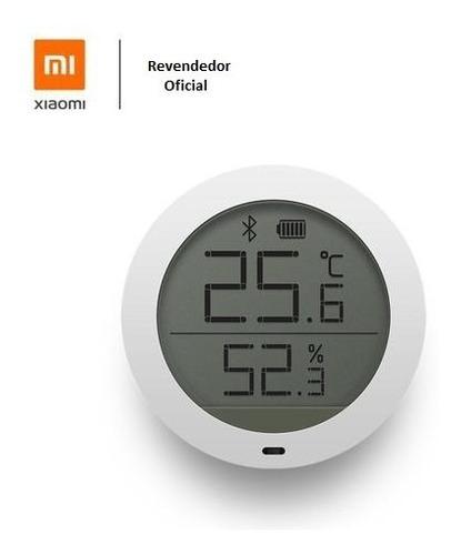 Imagem 1 de 7 de Termômetro Digital Xiaomi Temperatura Umidade Bluetooth