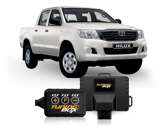 Kit Tuningbox +potencia +aceleración Toyota Hilux 2.5 Diesel