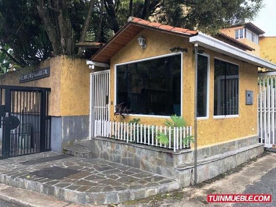 Casa En Venta, La Lagunita, 18-4449 Mf