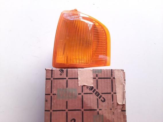 Pisca Seta Direita Escort Xr3 87/92 Cibie Original Ambar