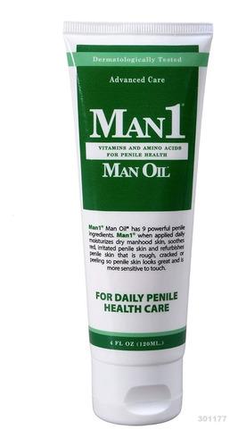 Aceite Natural Penile Crema Man1 Aumenta Sensibilidad W01
