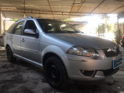 Fiat Palio Weekend Attractive 1.4 8v 2013