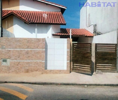 Casa A Venda No Bairro Corumbá Em Itanhaém - Sp. - 665-7414