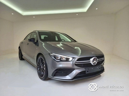 Imagem 1 de 15 de Mercedes-benz Cla 35 Amg 2.0 Cgi 4matic 7g-dct 2020