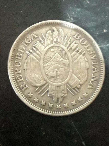 Moneda Bolivariana De Año 1897
