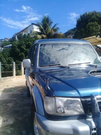 Hyundai Galloper 0
