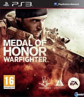 Medal Of Honor Warfighter Ps3 - No Codigo