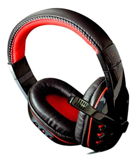 Fone De Ouvido Headset Gamer Tecdrive Com Microfone Barato