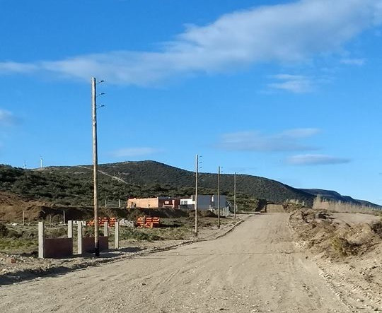 Terreno 500m2 En Comodoro Rivadavia - Bella Vista Oeste