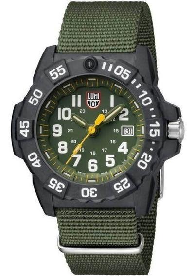 Relógio Masculino Luminox Nave Sea 3517