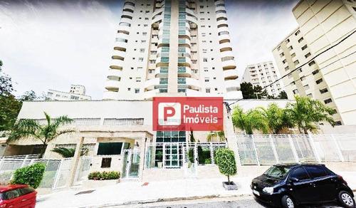 Apartamento Com 3 Dormitórios À Venda, 141 M² Por R$ 1.700.000,00 - Ipiranga - São Paulo/sp - Ap25523