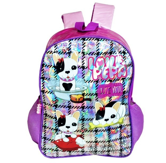 Mochila Infantil Love Pepa Kit