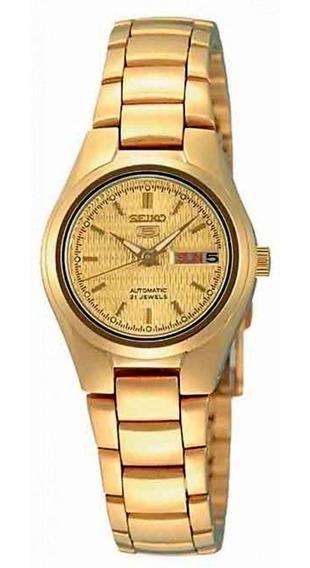 Relógio Seiko Automático Symc18b1 C1kx Diâmetro 24mm
