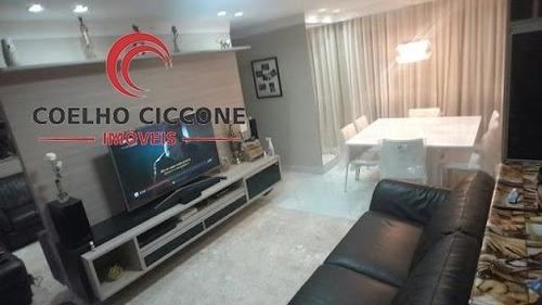 Imagem 1 de 6 de Compre Apartamento Em Maua - V-1171