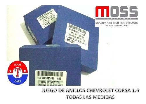 Anillo De Motor Chevrolet Corsa 1.6 020 030 040