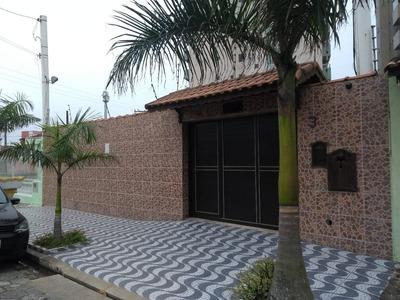 Linda Casa Pré Fabricada Mongagua