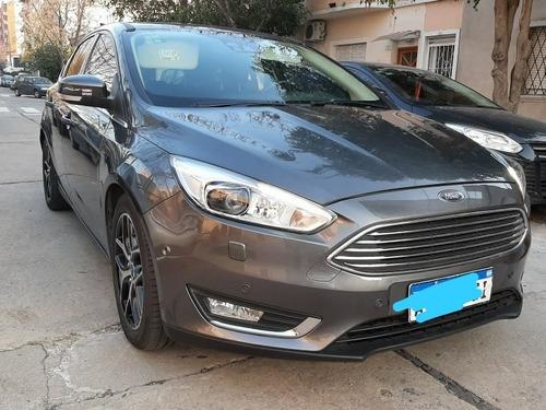 Ford Focus Iii 2.0 Titanium At6 Titular