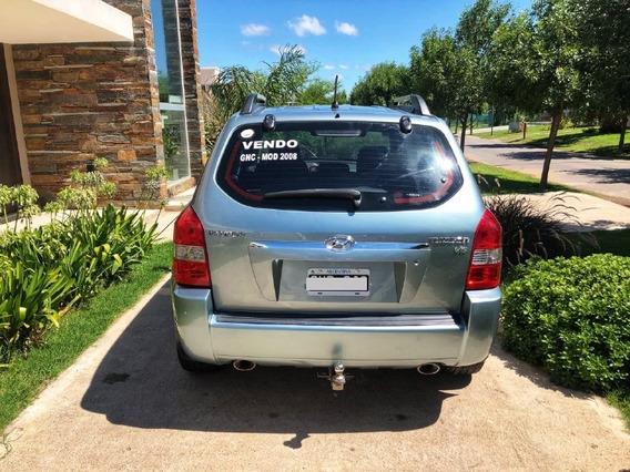 Hyundai Tucson 2.7 4x4 V6 At 2008