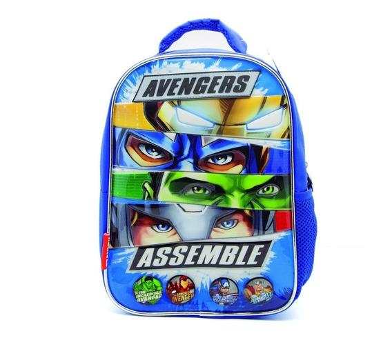 Mochila Avengers Marvel De 12