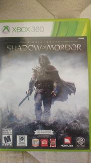 Shadow Mordor Xbox 360