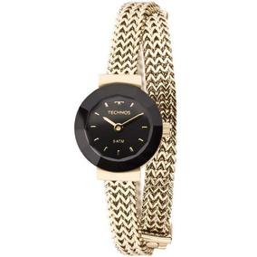 Relógio Technos Feminino Dourado Elegance Mini 5y20ip/4p