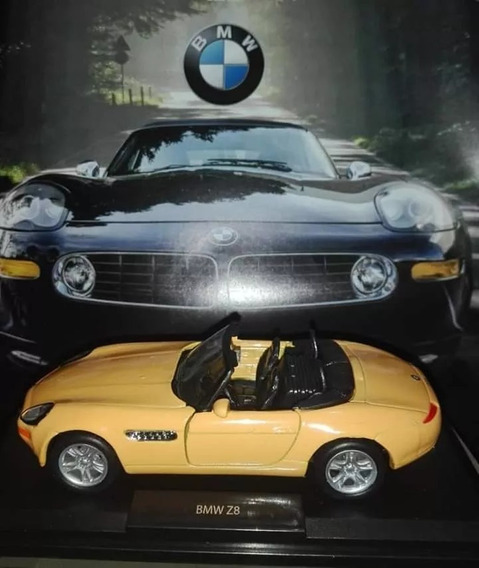Colección Autos Deportivos De Leyenda Entrega 7 Bmw Z8