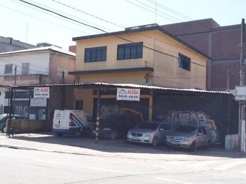 Imagem 1 de 10 de Locação Salão - Socorro, São Paulo-sp - Rr4377