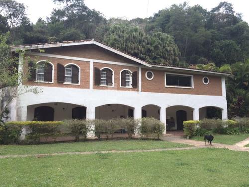 Imagem 1 de 15 de Chácara Térrea Rústica Para Venda Bem Localizada.. - Rt1554