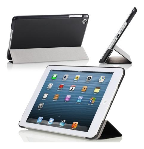 Funda Carcasa Smartcover iPad Mini + Lamina Vidrio | Maxtech