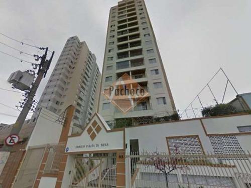 Imagem 1 de 1 de Apartamento Na Vila Matilde, 85 M², 03 Dormitórios, 01 Suíte, 01 Vaga, R$ 520.000,00 - 1044