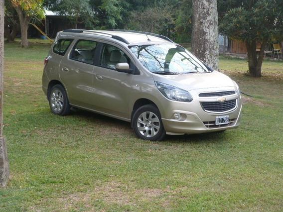 Chevrolet Spin 1.3 Ltz 7as 75cv 2014