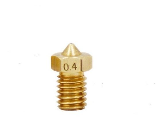 Bico Noozle Para Hotend 1,75 Impressora 3d De 4mm