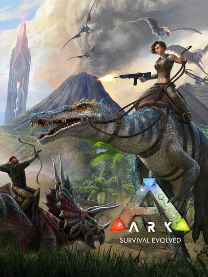 Ark Survival Evolved + Online - Pc (epic Games Store)