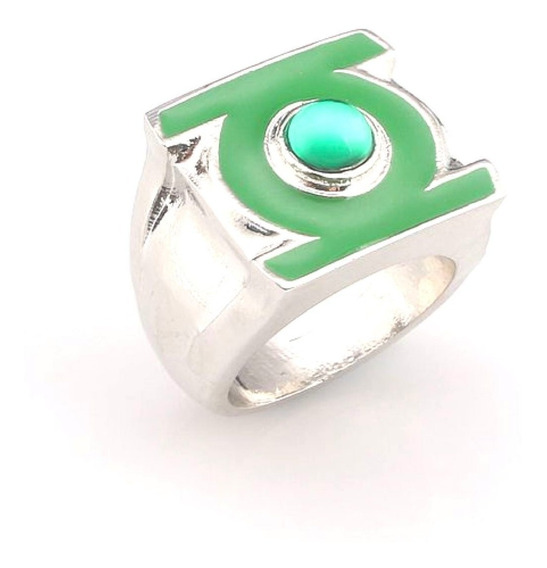 Anillo Linterna Verde Green Lantern Kyle Rayner