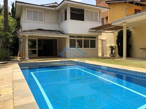 Imagem 1 de 30 de Sobrado Com 4 Dormitórios À Venda, 525 M² Por R$ 3.100.000,00 - Chácaras São Carlos - Cotia/sp - So1589