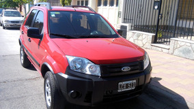 Ford Eco Sport Xl Plus Año 2012