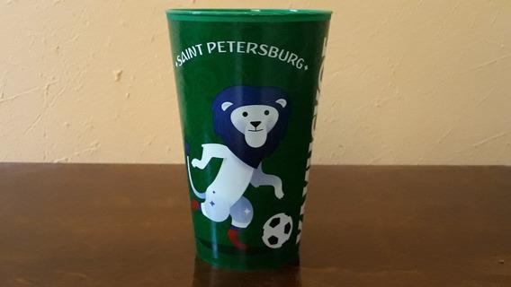 Copo Copa Rússia 2018 - Mascote Saint Petersburg