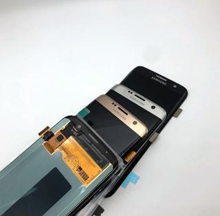 Pantalla Tactil Completa S7 Edge G935 Super Amoled Original