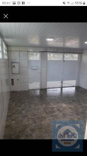 Imagem 1 de 20 de Casa Com 2 Dormitórios À Venda, 125 M² Por R$ 318.000,00 - Esplanada Dos Barreiros - São Vicente/sp - Ca0951