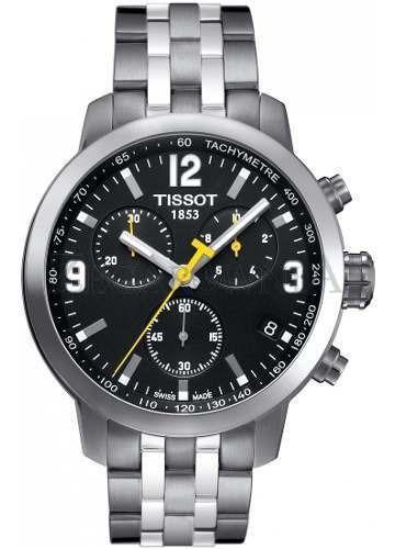 Relógio Tissot Novo Prc 200 T055.417.11.057.00 Aço Preto