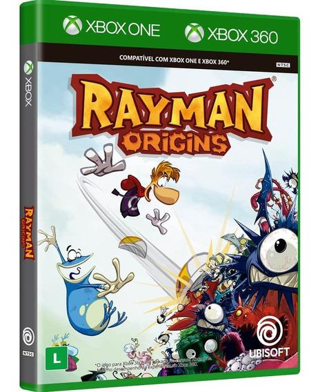Rayman Origins Xbox One E 360 Midia Física Lacrada