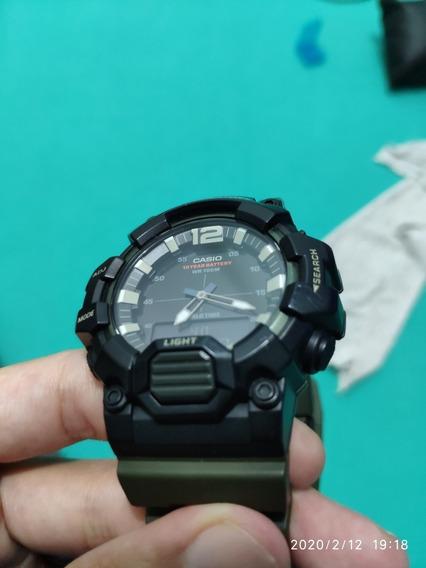 Relógio Casio Hdc 700 Perfeito Estado