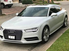Audi A7 Sline Turbo 2016 Como Nuevo