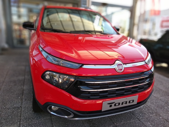 Fiat Toro Volcano 4x4 Automatica 2020 C Entrega Ya Ag