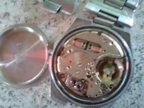 Relógio Ômega Parado Para Retirada De Peças Nunca Mandei Arr