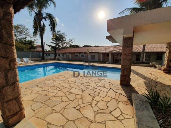 Casa Com 7 Dormitórios À Venda, 630 M² Por R$ 1.500.000 - Parque Xangrilá - Campinas/sp - Ca9977