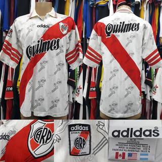 Camisa River Plate - adidas - 1996/1988 - G - S/nº