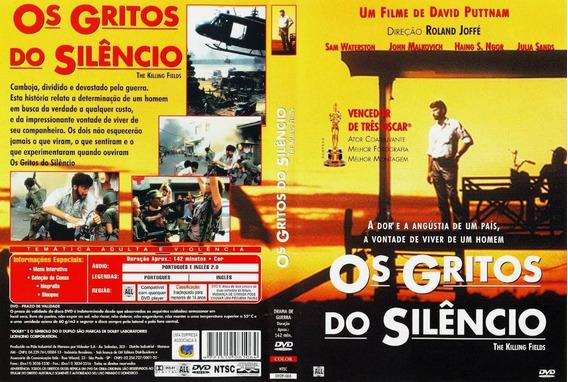 Dvd Filme Os Gritos Do Silêncio